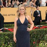 Amy Poehler en la alfombra roja de los Screen Actors Guild Awards 2015