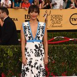 Rashida Jones en la alfombra roja de los Screen Actors Guild Awards 2015
