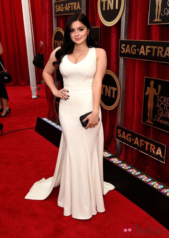 Ariel Winter en la alfombra roja de los Screen Actors Guild Awards 2015