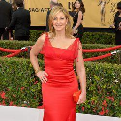 Edie Falco en la alfombra roja de los Screen Actors Guild Awards 2015