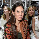 Tatiana Santo Domingo en el desfile de Dior en la Semana de la Alta Costura primavera/verano 2015
