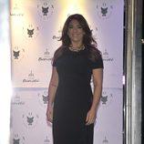 Raquel Bollo en la fiesta de La Fábrica de la Tele