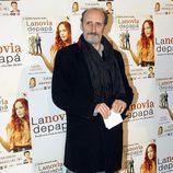 José Luis Gil en el estreno de la obra de teatro 'La novia de papá'