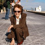 Amparo Baró en el Festival de Cine de Valencia