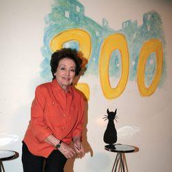 Amparo Baró interpretó a Sole en la serie '7 Vidas'