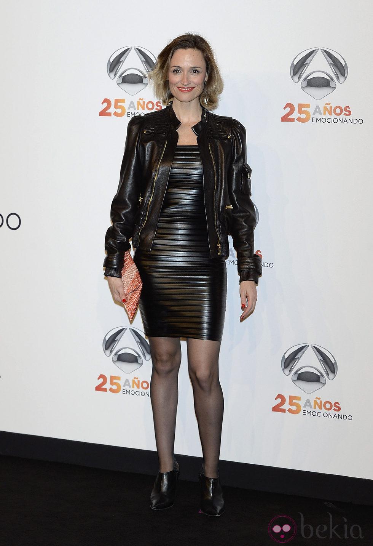 Laura Pamplona en la fiesta del 25º Aniversario de Antena 3