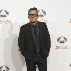Andreu Buenafuente en la fiesta del 25º Aniversario de Antena 3
