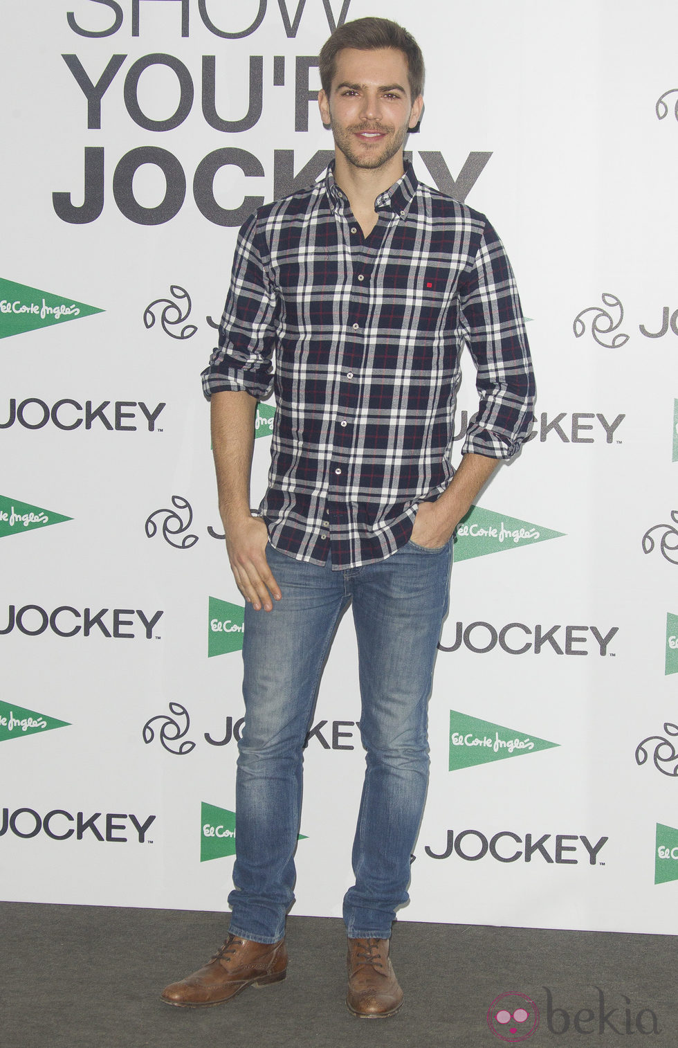 Marc Clotet en la Madrid Fashion Show Men otoño/invierno 2015