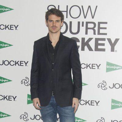 Gonzalo Ramos en la Madrid Fashion Show Men otoño/invierno 2015