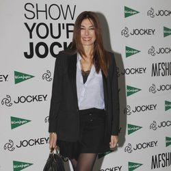 Raquel Revuelta en la Madrid Fashion Show Men otoño/invierno 2015