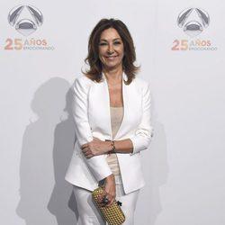 Ana Rosa Quintana en la fiesta del 25 aniversario de Antena 3