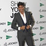 Óscar Higares en la Madrid Fashion Show Men otoño/invierno 2015