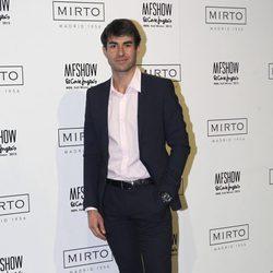 Daniel Muriel en la Madrid Fashion Show Men otoño/invierno 2015