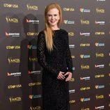 Nicole Kidman en la alfombra roja de la gala G'Day USA 2015