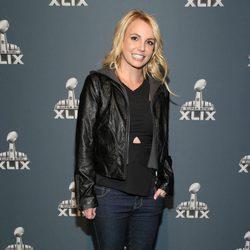 Britney Spears en la Super Bowl 2015