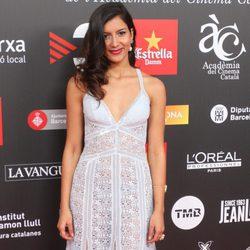 Mariam Bachir en los Premios Gaudí 2015