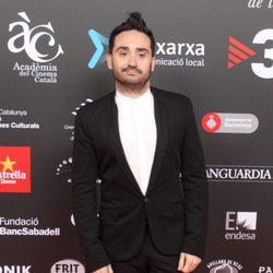 Juan Antonio Bayona en los Premios Gaudí 2015