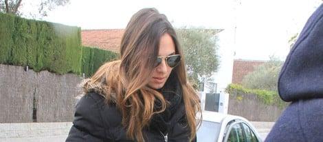 Irene Rosales en Sevilla tras abandonar Kiko Rivera 'Gran Hermano VIP'