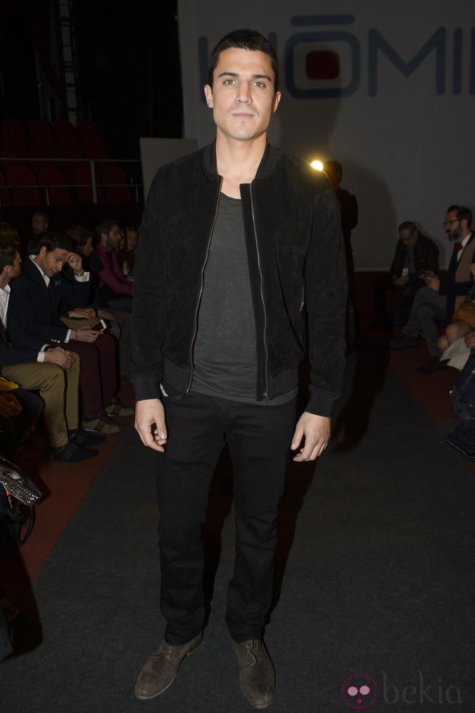 Álex González en la Fashion Show Men 2015