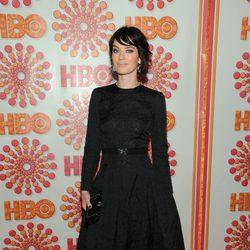 Lena Headey en la fiesta HBO post Emmy 2011