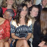 Pippa Middleton asiste al desfile de Temperley en la London Fashion Week
