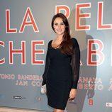 Isabelle Adriani en el estreno de