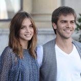 Ana de Armas y Marc Clotet desembarcan en San Sebastián para presentar 'La voz dormida'