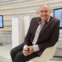 José Luis Moreno en la presentación de la nueva temporada de 13TV