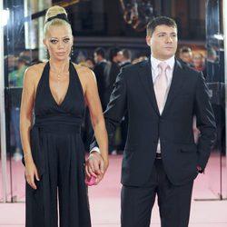 Belén Esteban y Fran Álvarez