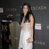 Megha Mittal, directora de Escada, en la inauguración de la tienda en Barcelona