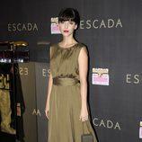 Leticia Dolera en la inauguración de la tienda Escada en Barcelona