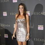 Elsa Anka en la inauguración de la tienda Escada en Barcelona