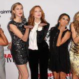 Las actrices de 'Mujeres Desesperadas' en la presentación de la octava temporada