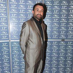 José Manuel Parada en la fiesta del 17 aniversario de la discoteca Kapital