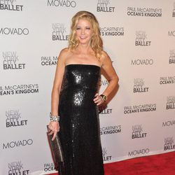 Candace Bushnell en la New York City Ballet Fall Gala 2011