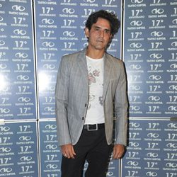 Jesús Cabanas en la fiesta del 17 aniversario de la discoteca Kapital