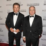 Alec Baldwin y Lorne Michaels en la New York City Ballet Fall Gala 2011