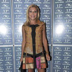 Jenny Llada en la fiesta del 17 aniversario de la discoteca Kapital