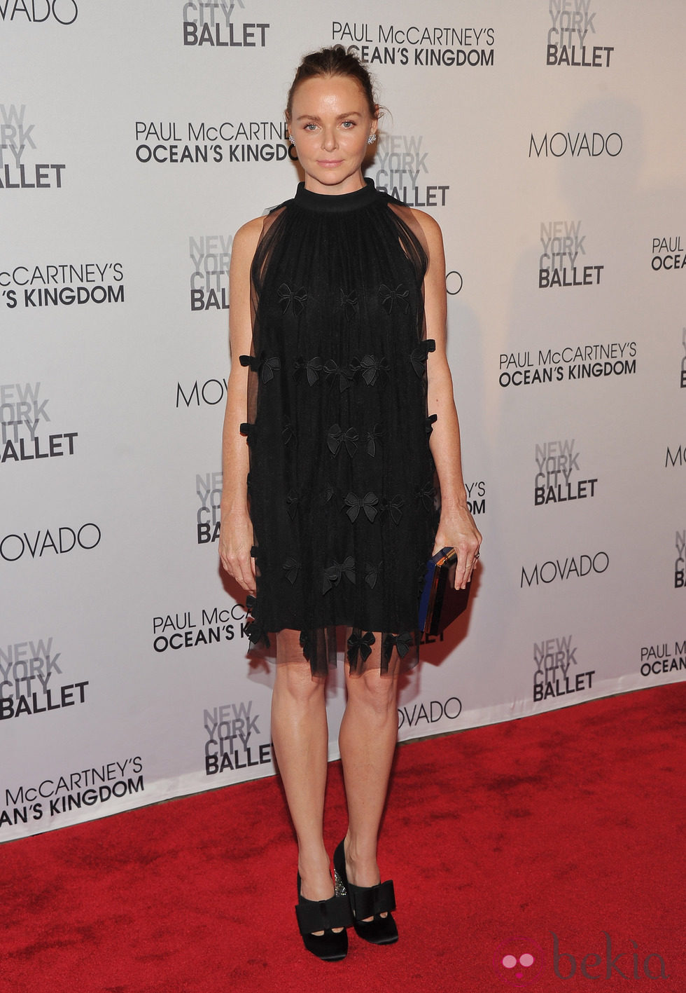 Stella McCartney en la New York City Ballet Fall Gala 2011
