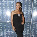 Beatriz Trapote en la fiesta del 17 aniversario de la discoteca Kapital