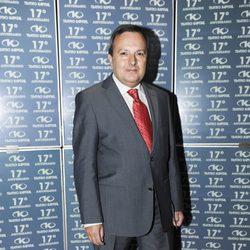 Octavio Acebes en la fiesta del 17 aniversario de la discoteca Kapital