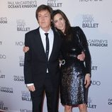 Paul McCartney y Nancy Shevell en la New York City Ballet Fall Gala 2011