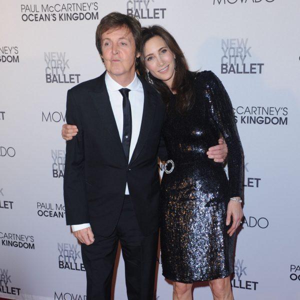 Ballet de Paul McCartney en la New York City Ballet Fall Gala 2011