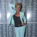 Rosa Valenty en la fiesta del 17 aniversario de la discoteca Kapital