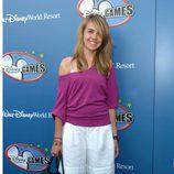 Andrea Guasch durante una presentación de Disney Channel en 2007