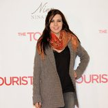 Andrea Guasch en la premiere de 'The Tourist' en Madrid