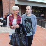 Andrés Iniesta pasea junto a su novia, Anna Ortiz