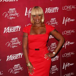 Mary J. Blige en la Gala Power of Women