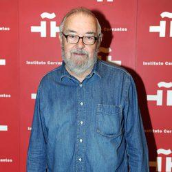 José Luis García Sánchez en el homenaje a Amparo Rivelles en el Instituto Cervantes