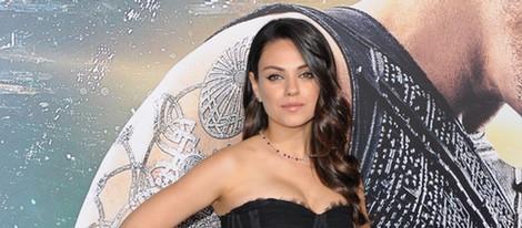 Mila Kunis en el estreno de 'El destino de Júpiter' en Los Angeles
